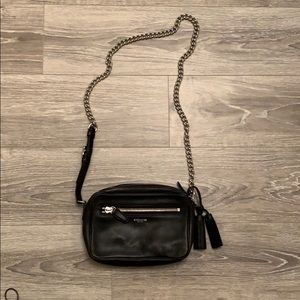 Coach Black Crossbody Purse.